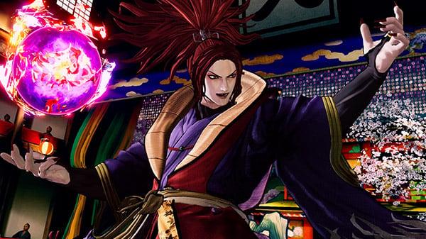 Samurai Shodown DLC character Shiro Tokisada Amakusa