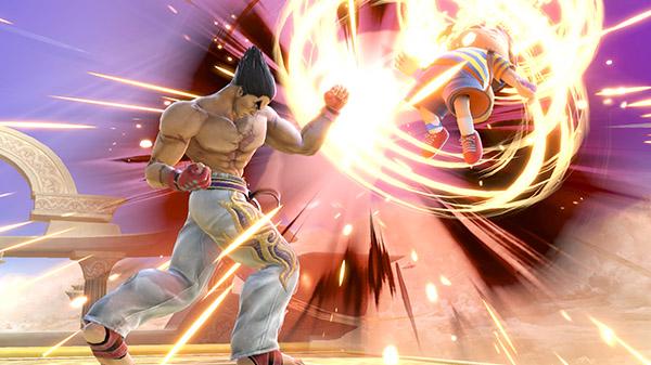Super Smash Bros. Ultimate DLC character Kazuya Mishima