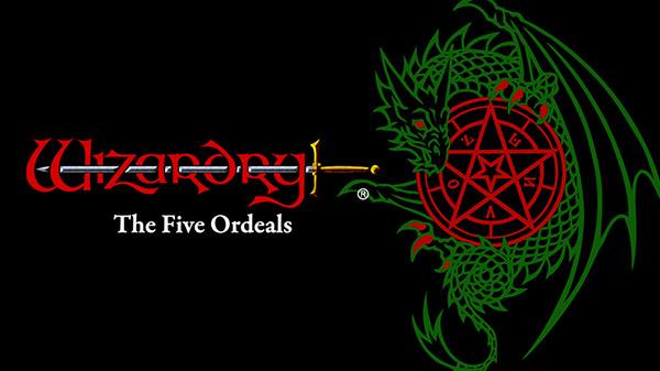 Wizardry: The Five Ordeals