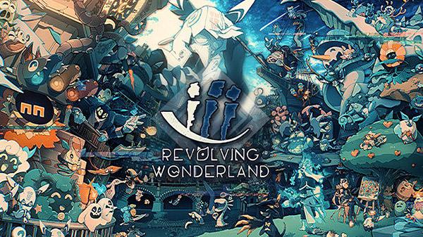 iii: Revolving Wonderland
