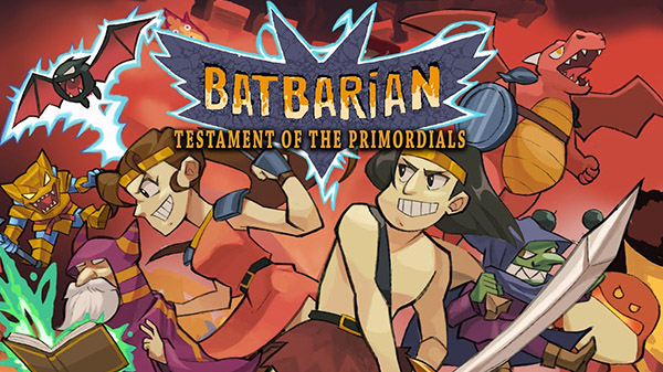 Barbarian: Testament of the Primordials