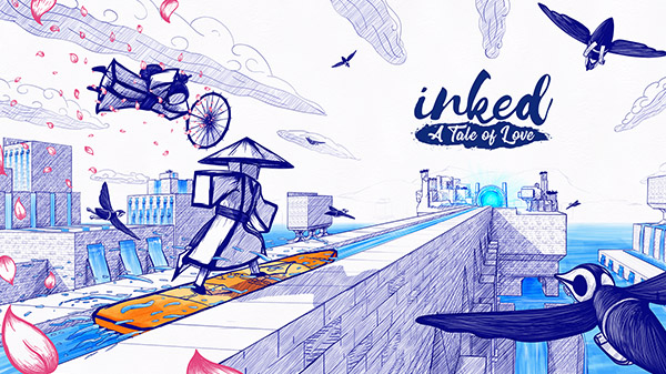 Inked: A Tale of Love