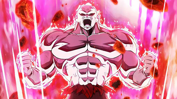 Dragon Ball Xenoverse 2 DLC character Jiren (Full Power)