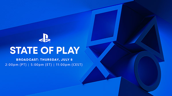 State of Play set for July 8, featuring Deathloop, indie games, and third-party titles