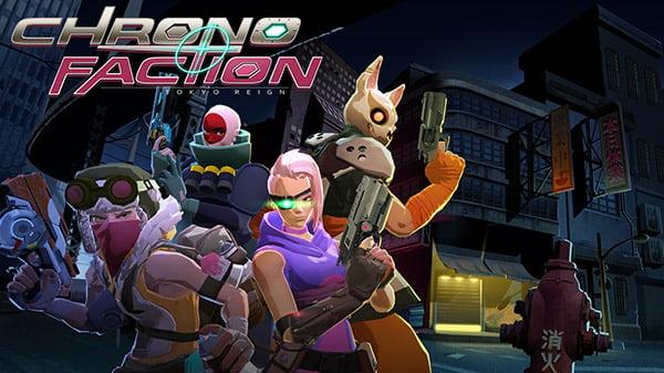 Chrono Faction: Tokyo Reign
