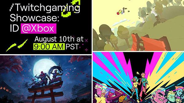 /twitchgaming Showcase: ID@Xbox