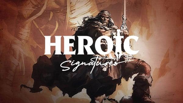Heroic Signatures