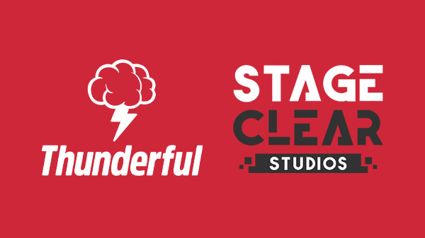 Thunderful x Stage Clear Studios
